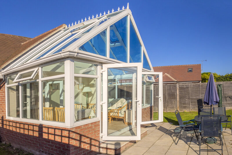Glass Conservatory in Chelmsford Essex
